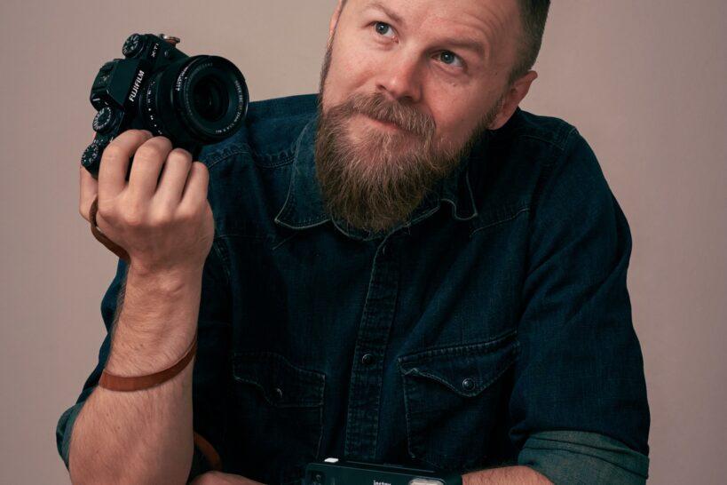 Tuomas Nironen, omakuva