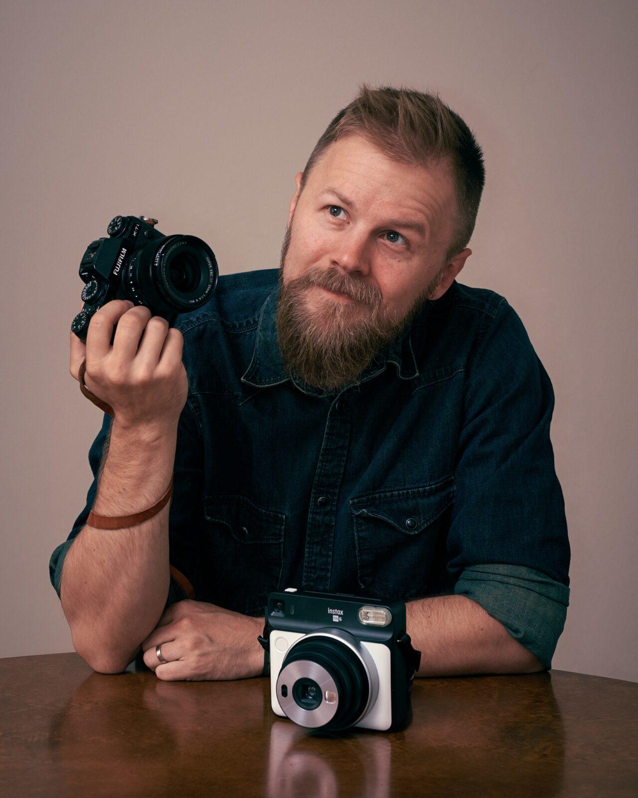 Tuomas Nironen, valokuvaaja