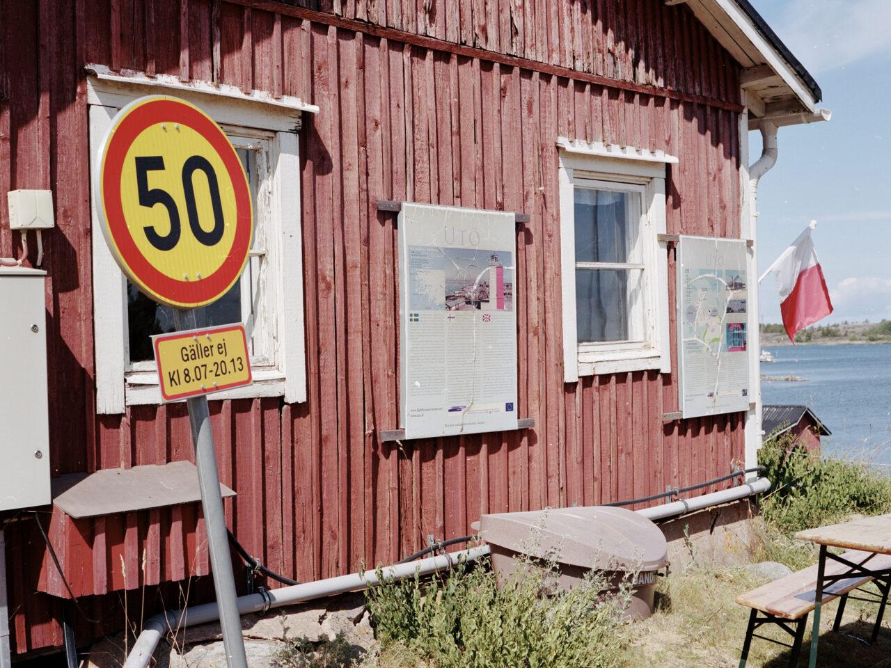 Utö, Saaristomeri (värikuva, 120 filmi)
