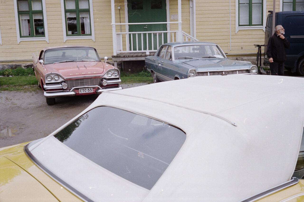 Pargas Retro Cars